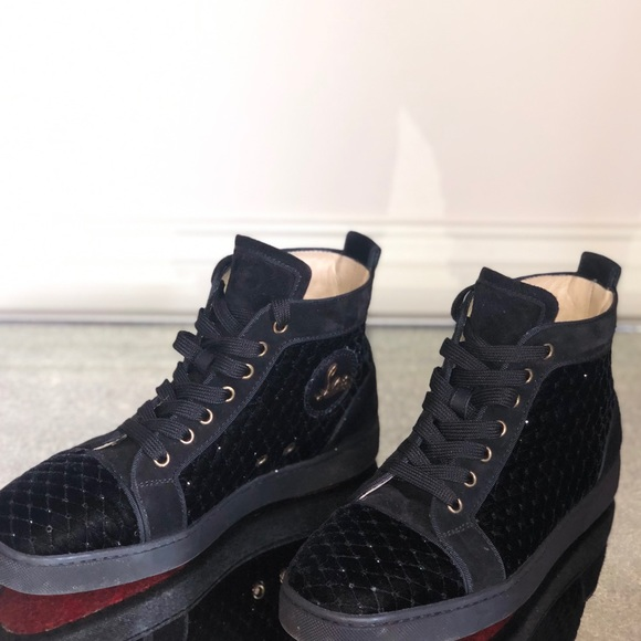 competitive price 56258 cc751 Used Christian Louboutin sneakers